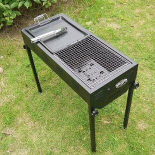 自制木炭烧烤炉子设计图